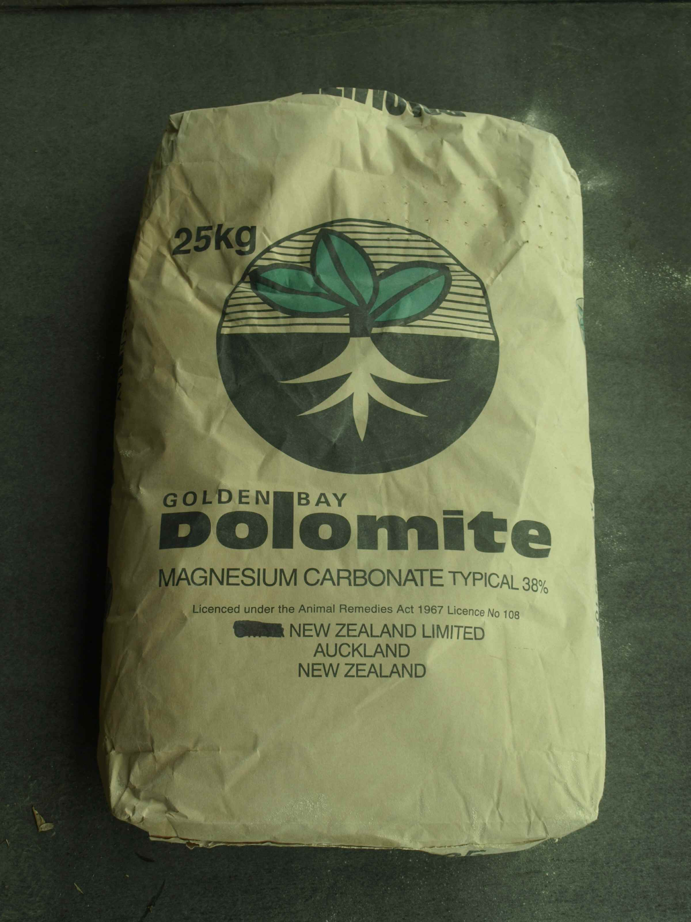 Dolomite Lime Pearsons Landscape Gardening Supplies Christchurch